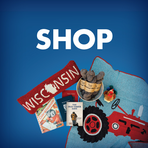 Shop The Wisconsin Historical Society Online Store!