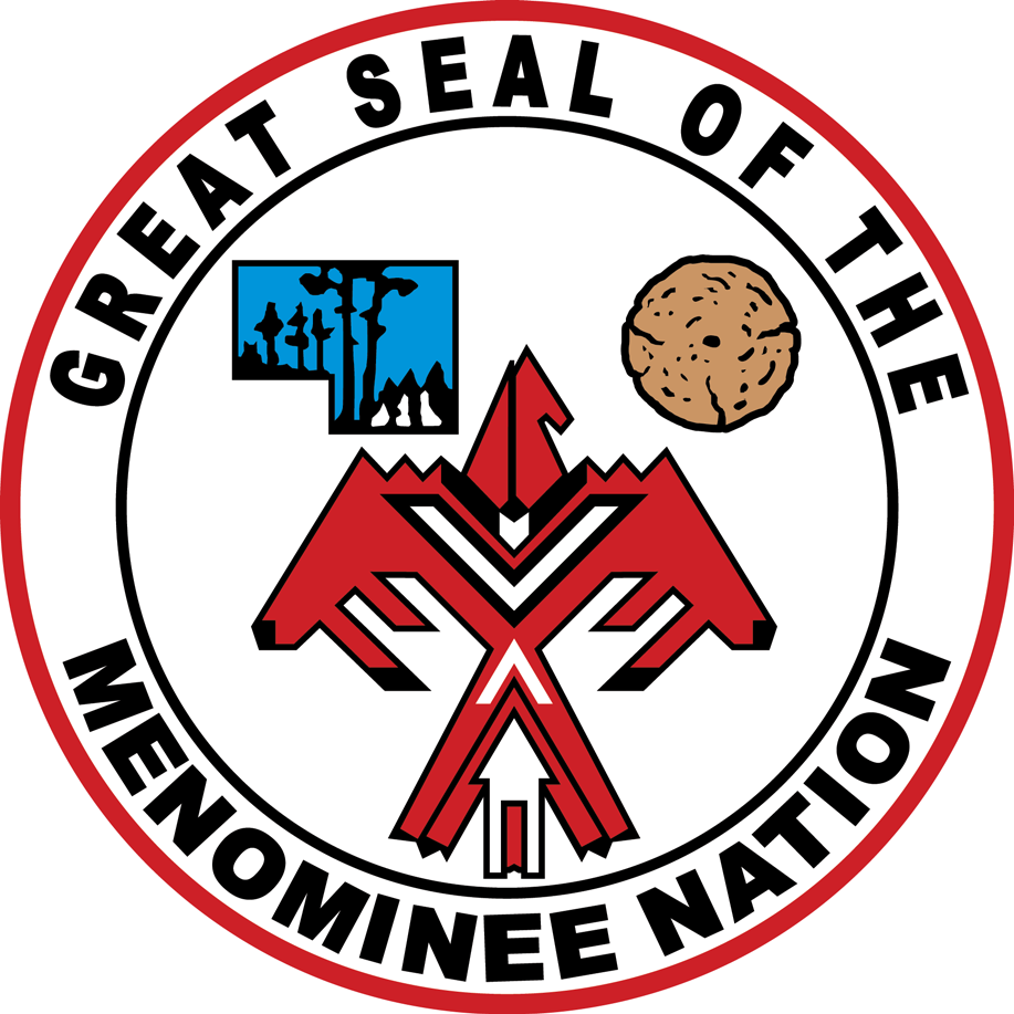 Seal of the Menominee Indian Tribe of Wisconsin