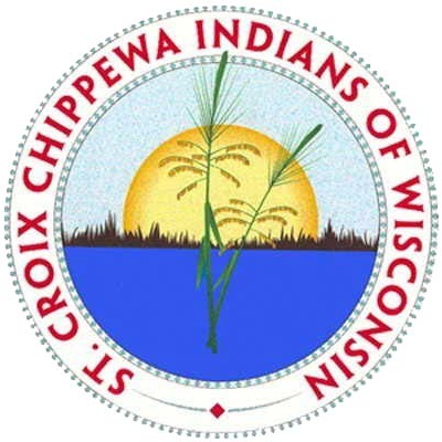 Seal of the St. Croix Chippewa Community