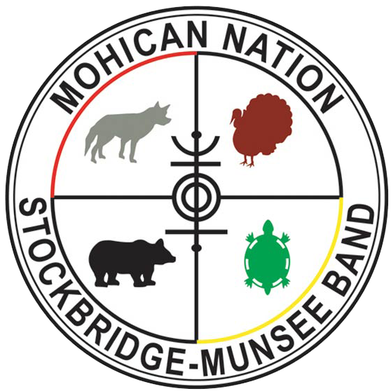 Seal of the Stockbridge-Munsee Band of Mohican Indians