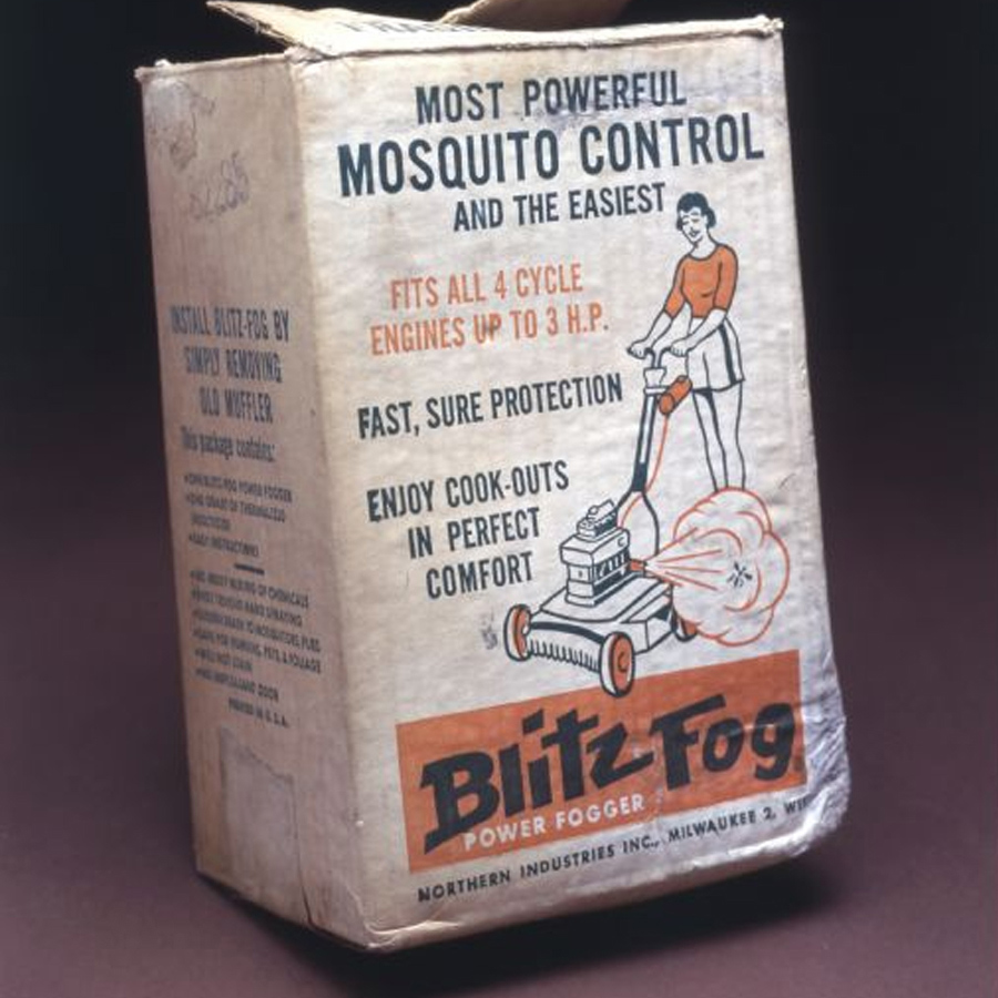 Blitz Fog Pesticide Packaging photo
