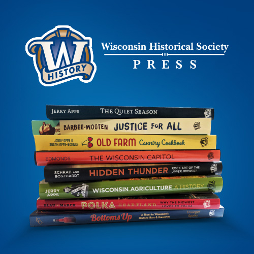 The Wisconsin Historical Society Press has been publishing lively narratives and engaging explorations of Wisconsin for history lovers, educators and young readers, since 1855.